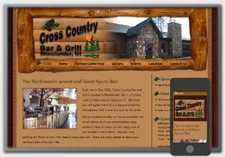 Cross Country Bar and Grill