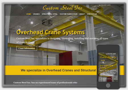 Custom Steel Inc