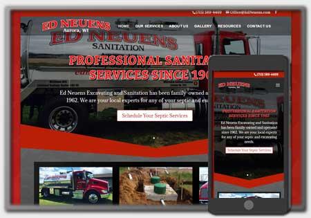 Ed Neuens Excavation & Sanitation