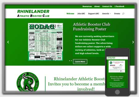 Rhinelander Athletic Booster Club