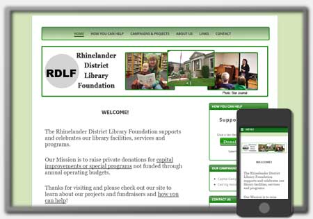 Rhinelander District Library Foundation