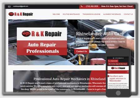 R & K Repair
