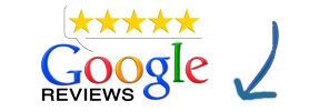 Northwoods Web Designs 5 Star Google Reviews