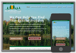 Professional Real Estate Web Design