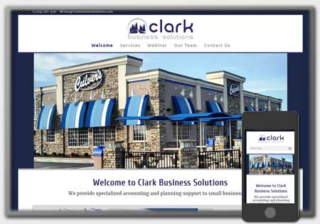 Small Business Web Designs by Northwoods Web Designs