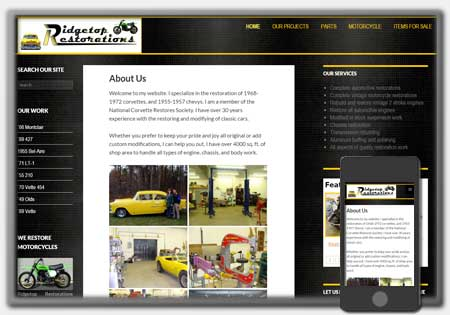 Small Business Websites by Northwoods Web Designs