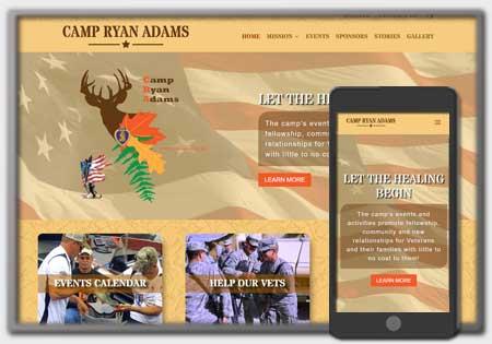 Professional Non Profit Website Designs
